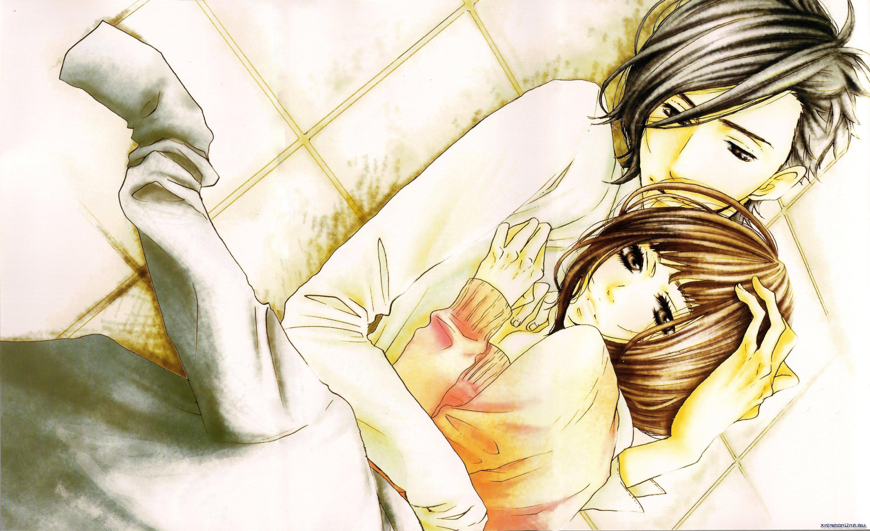 I Love U Wallpaper Boy : Anime series Say I love you boy girl wallpaper 3000x1831 580852 WallpaperUP