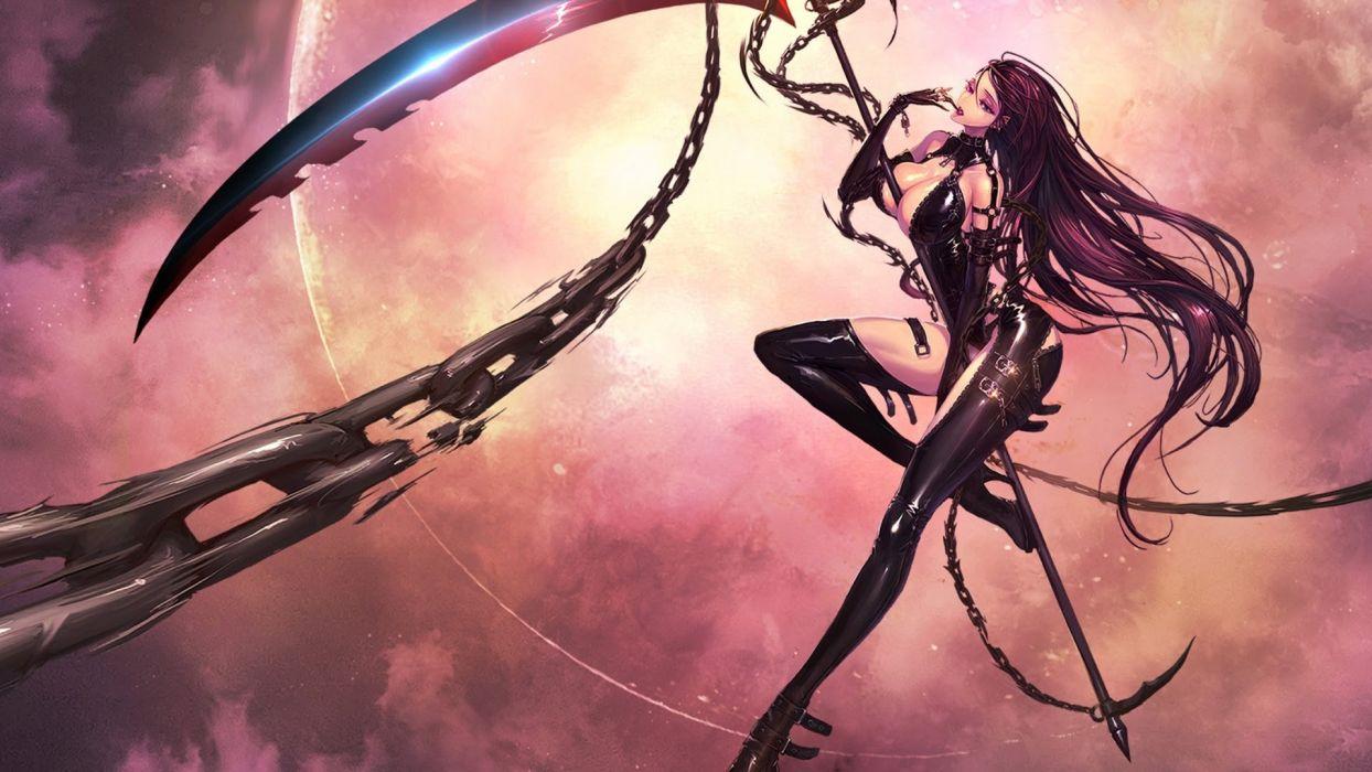 KRITIKA ONLINE fantasy mmo rpg fighting action warrior 1kritika warrior wallpaper