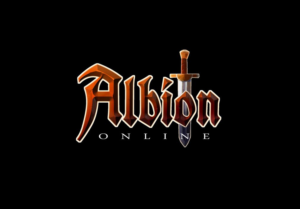 ALBION ONLINE medieval sandbox mmo rpg fantasy fighting action 1albion poster wallpaper
