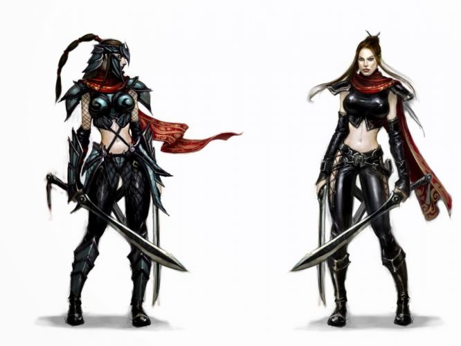 UNTOLD LEGENDS rpg action fantasy fighting adventure 1untoldlegends warrior sword sexy babe wallpaper