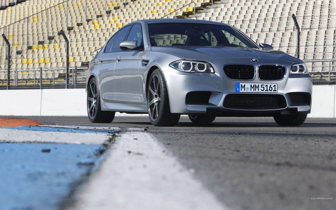 BMW M5 2014 wallpaper