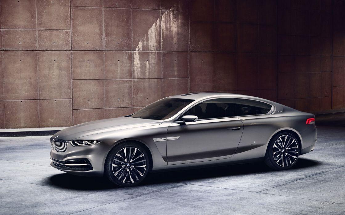 BMW Pininfarina Gran Lusso Coupe 2013 wallpaper