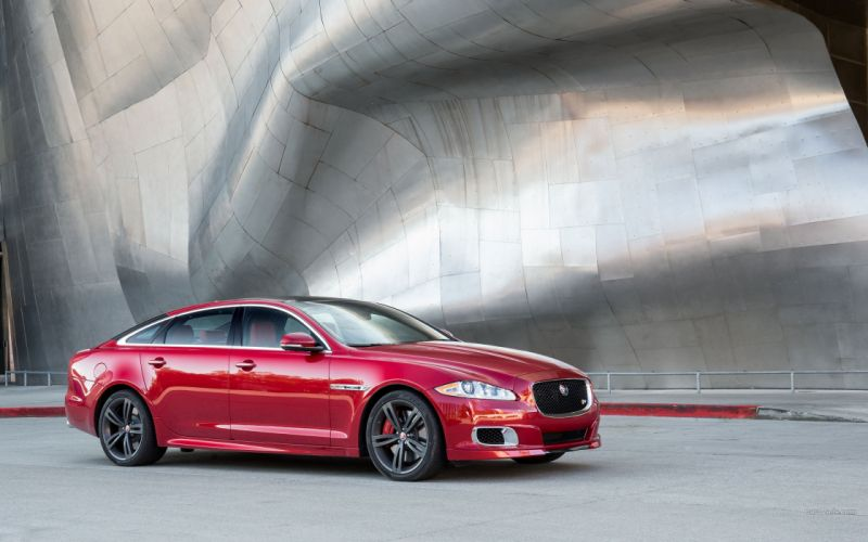 Jaguar XJR Long Wheelbase 2014 wallpaper