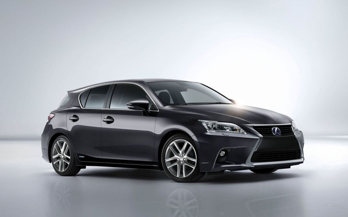 Lexus CT 200h 2014 wallpaper