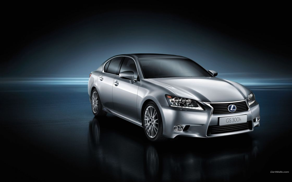 Lexus GS 300h 2014 wallpaper