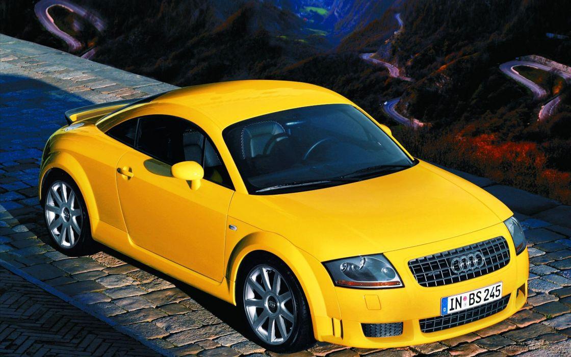 Audi TT 2004 wallpaper