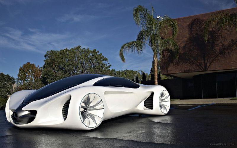 Mercedes-Benz Biome Concept wallpaper