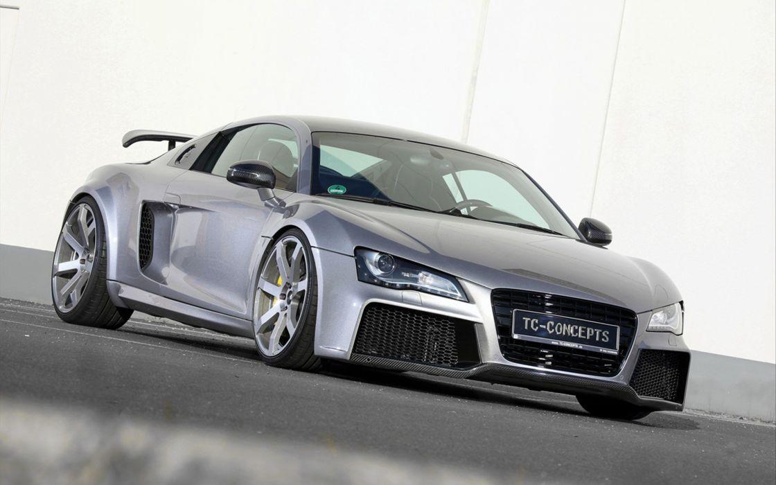 Audi R8 Toxique 2011 wallpaper