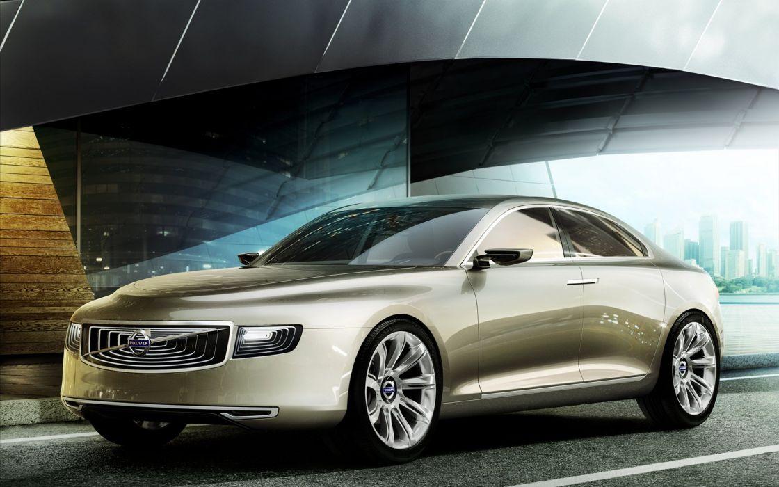 Volvo Concept Universe 2011 wallpaper