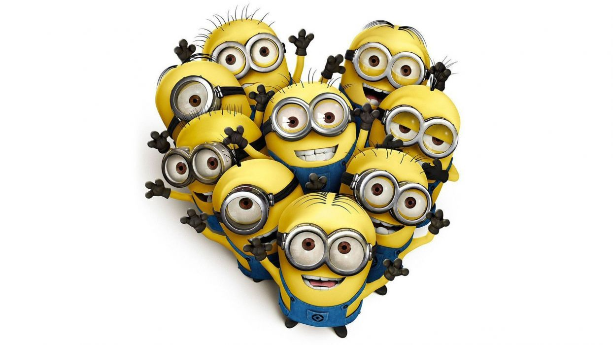 Minion Despicable Me wallpaper