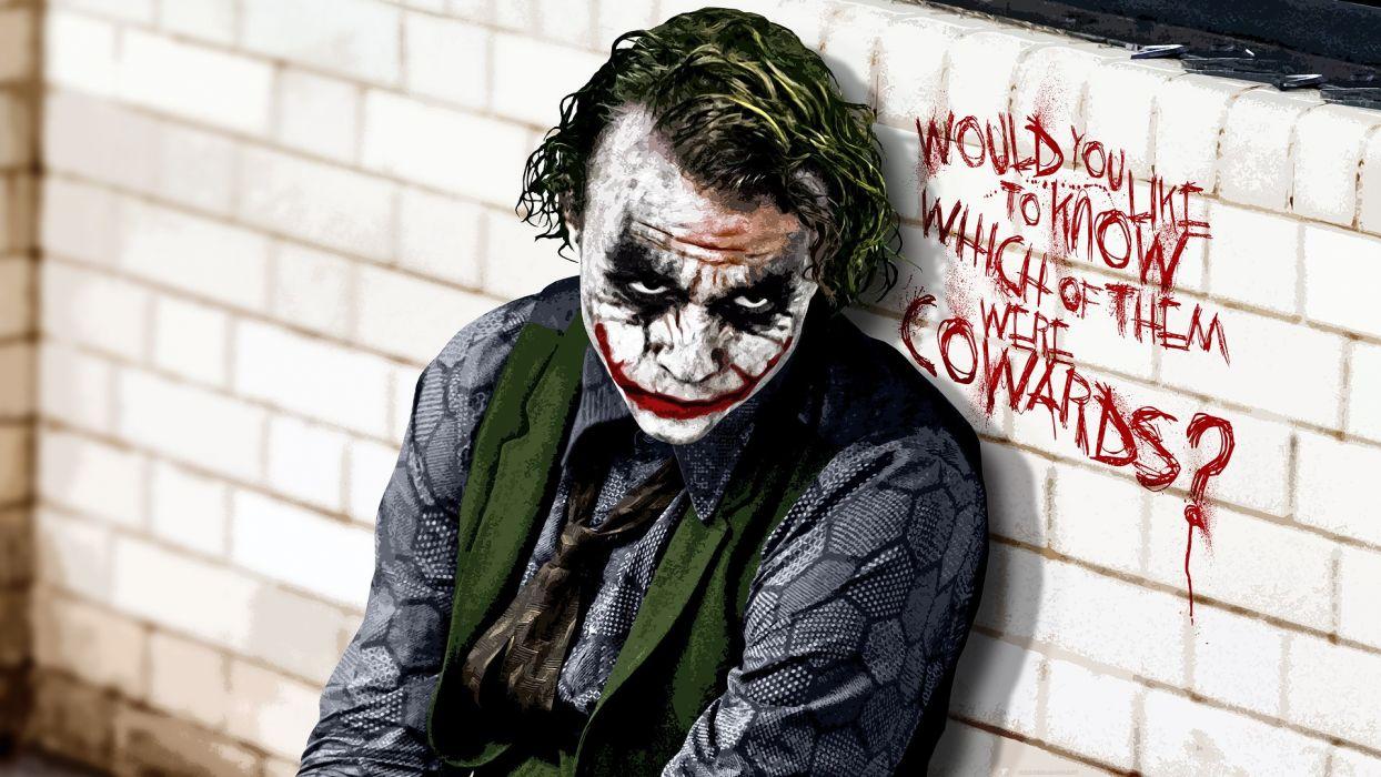Joker Batman wallpaper