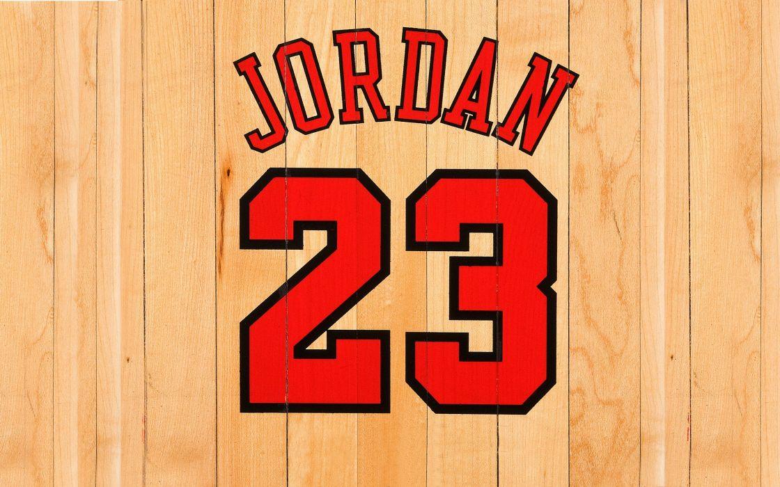 Michael Jordan Jersey Number wallpaper