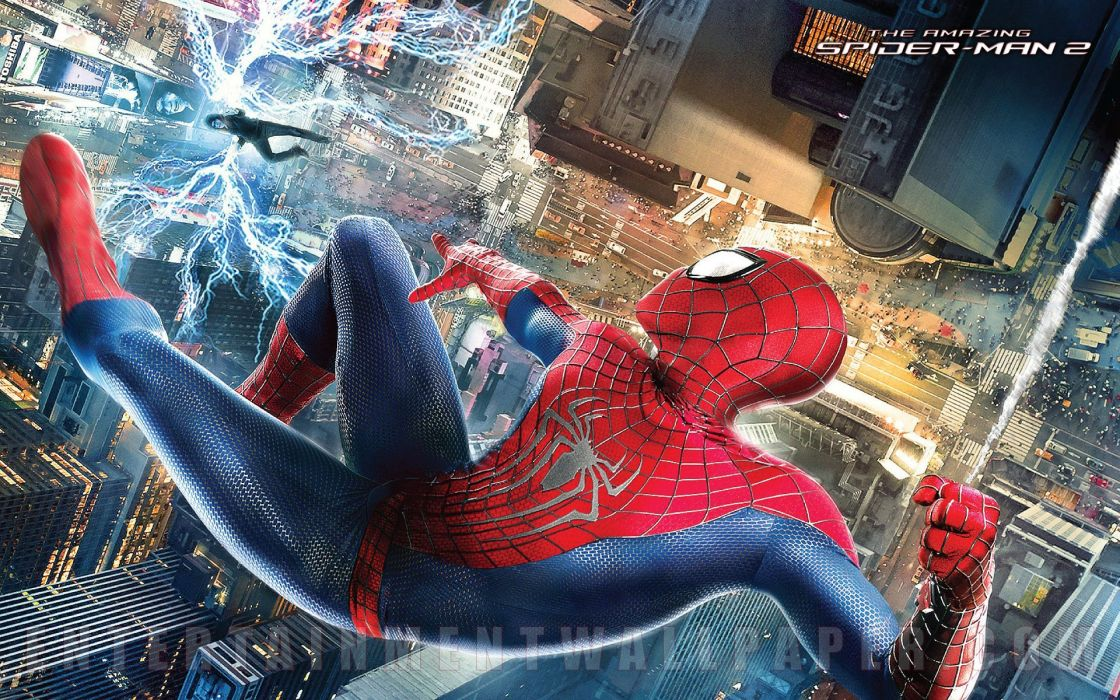 Spiderman The Amazing 2 Poster wallpaper