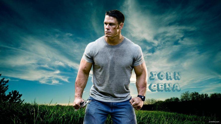 Wwe John Cena Wallpapers 2012 Hd wallpaper