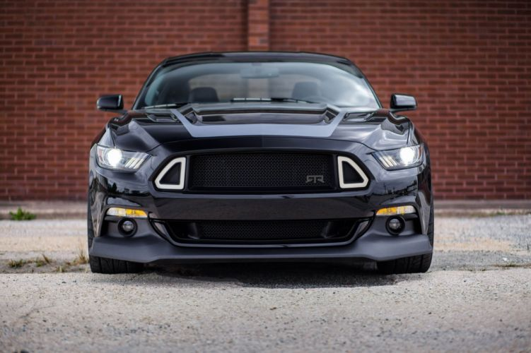 2015 Ford Mustang RTR Spec-2 muscle wallpaper