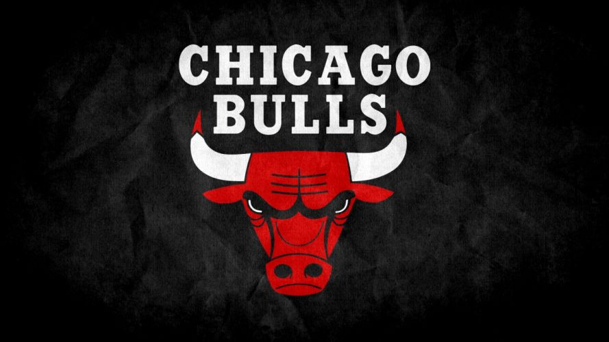 2013 Chicago Bulls Logo Wallpaper HD wallpaper