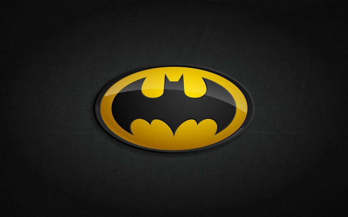 Batman Logo 3D wallpaper   1920x1200