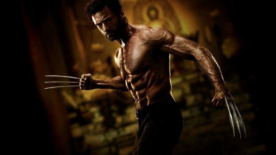 Wolverine Hugh Jackman X-Men Origins Wolverine wallpaper