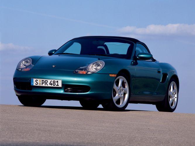 1996-03 Porsche Boxster 986 wallpaper
