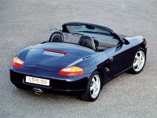 1996-03 Porsche Boxster 986 wallpaper