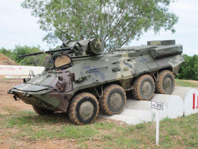 2001 BTR-3E1 armored apc military 8x8 weapon gun cannon btr wallpaper
