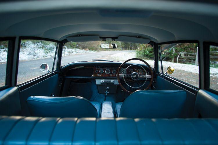 1965 Sunbeam Tiger Coupe Harrington classic wallpaper
