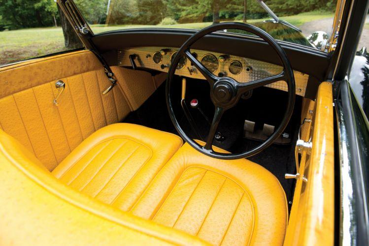 1935 Lancia Belna Eclipse Portout luxury retro wallpaper