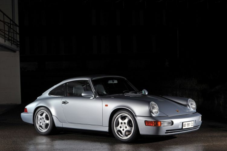 1991-93 Porsche 911 Carrera R-S touring 964 supercar wallpaper