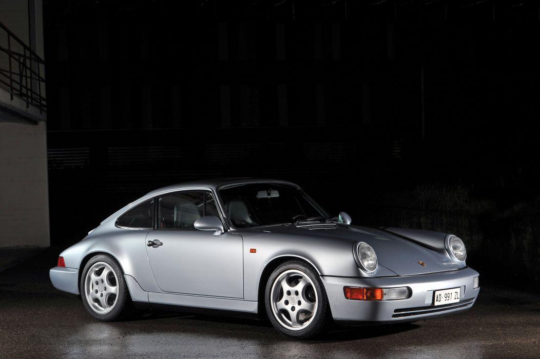 1991 93 Porsche 911 Carrera R S Touring 964 Supercar