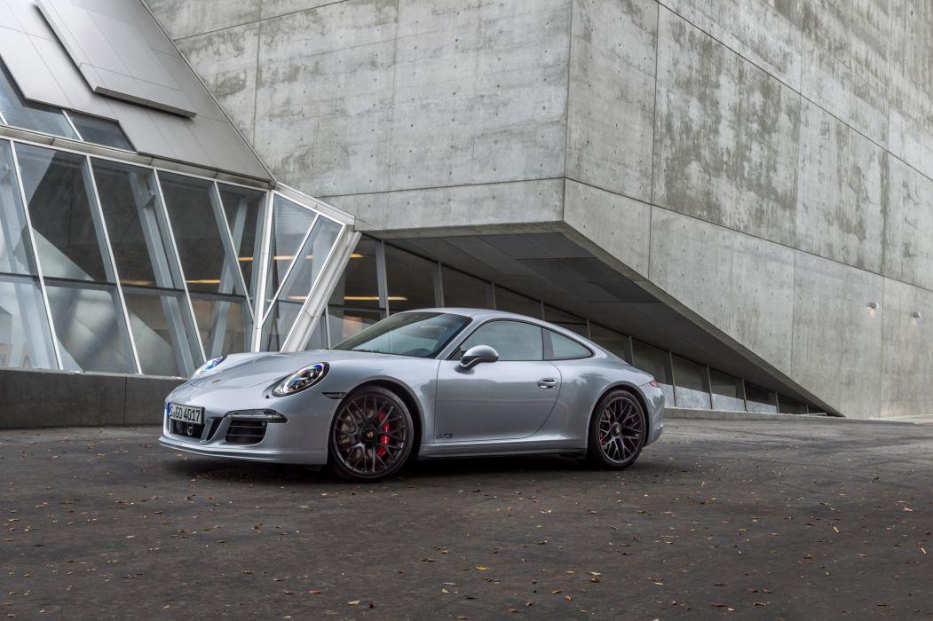2015 Porsche 911 Carrera 4 GTS Coupe 991 wallpaper