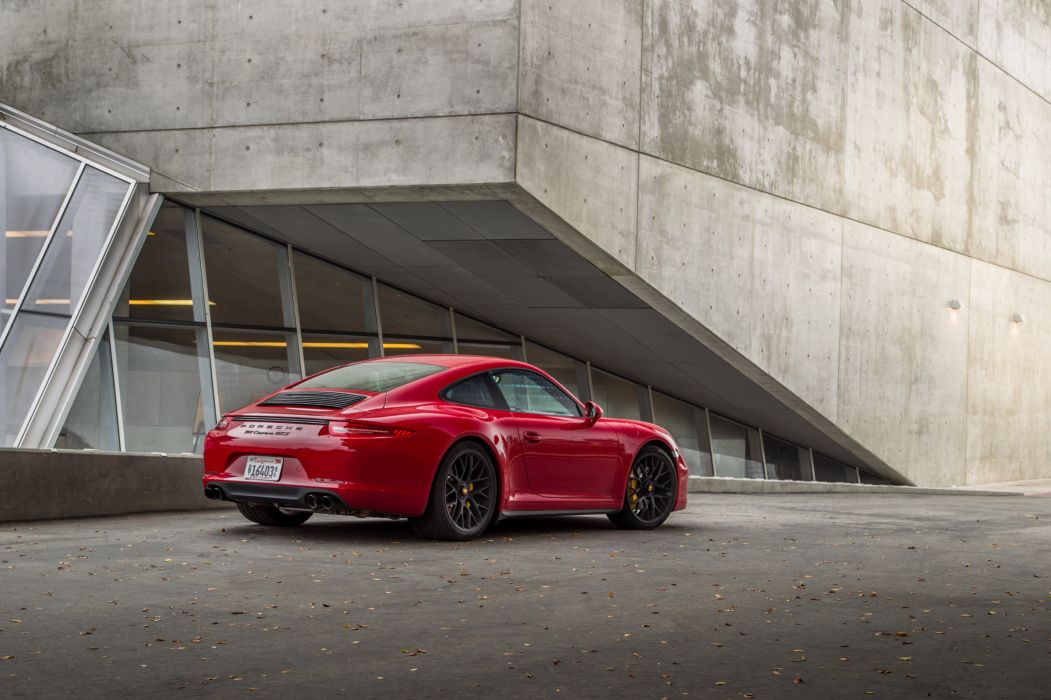 2015 Porsche 911 Carrera GTS Coupe 991 supercar wallpaper