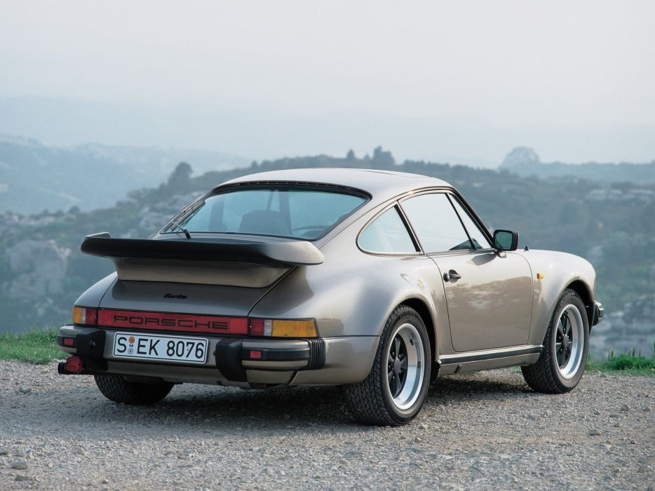 1977-89 Porsche 911 Turbo Coupe 930 supercar wallpaper