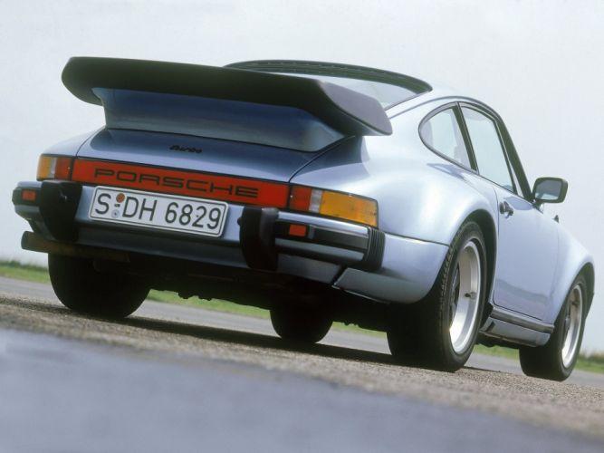 1977-89 Porsche 911 Turbo Coupe 930 supercar wallpaper