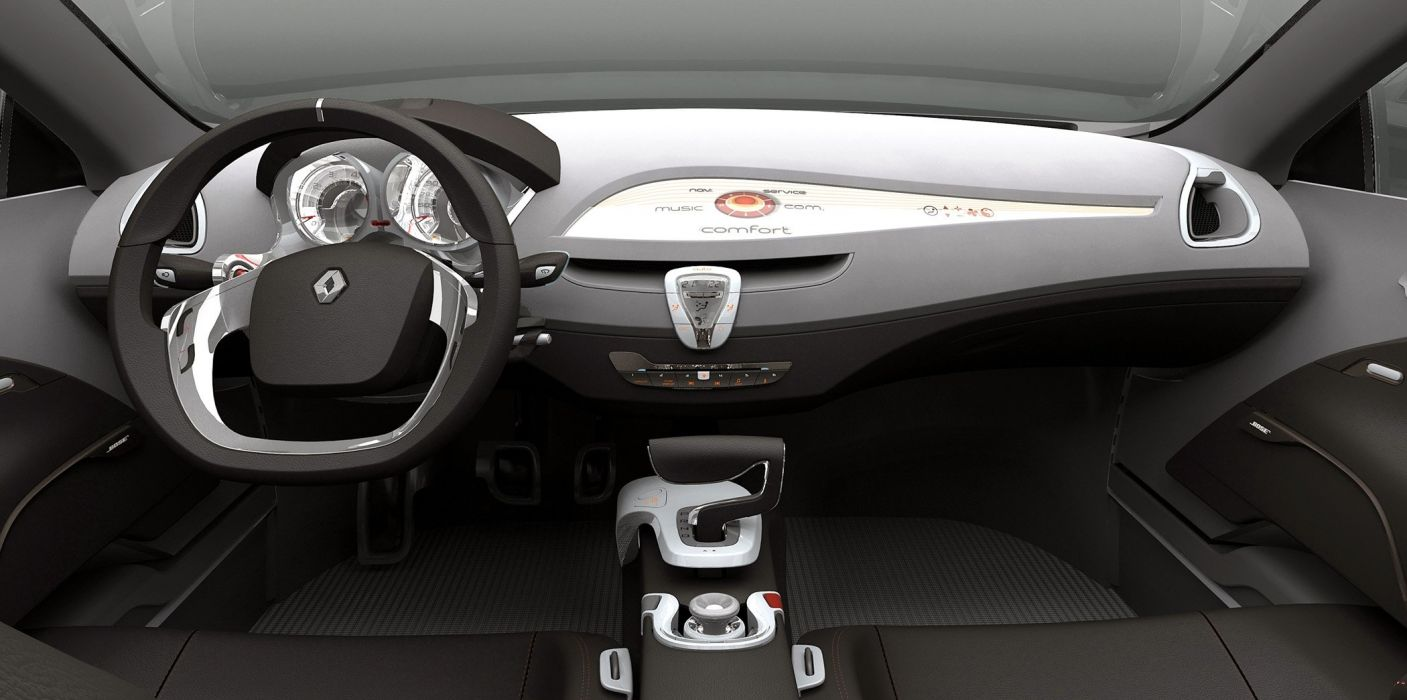 2007 Renault Laguna Coupe Concept X91 wallpaper