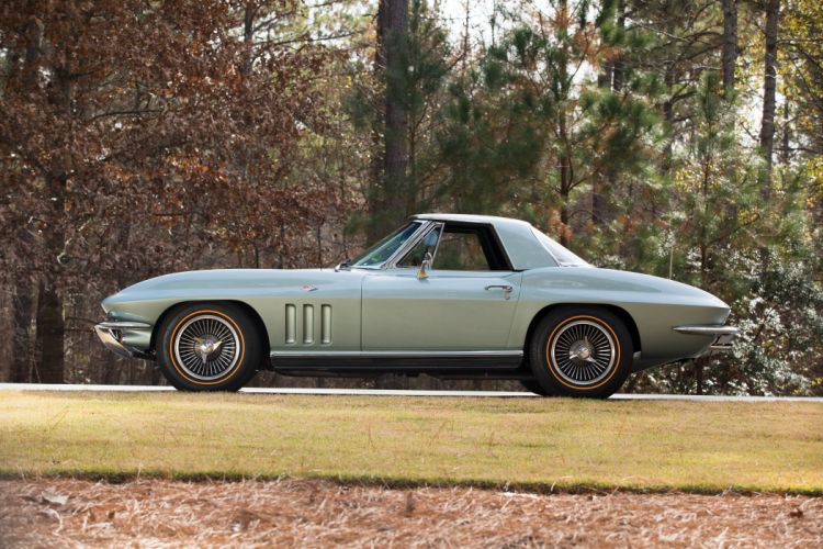 1966 Chevrolet Corvette Sting Ray 327 Convertible (C-2) muscle classic supercar stingray wallpaper