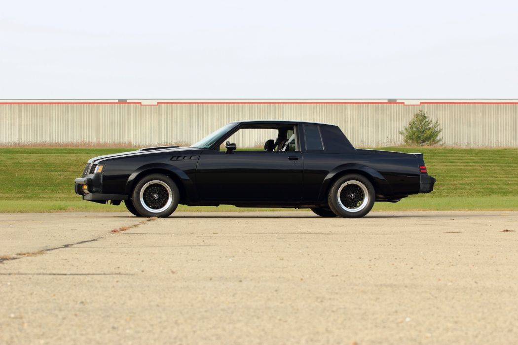 1987 Buick GNX grand national muscle wallpaper
