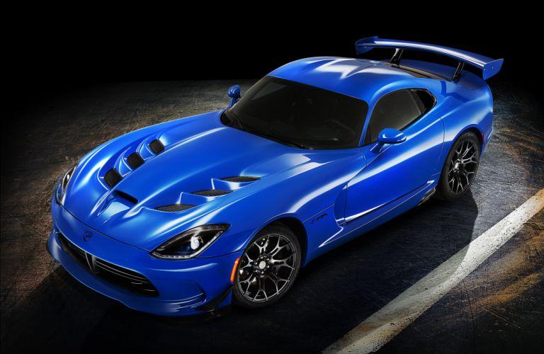 2015 Dodge Viper T-A muscle supercar wallpaper