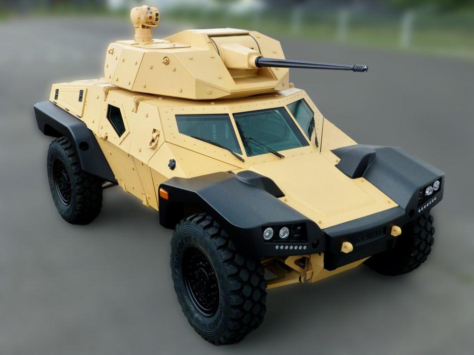Panhard CRAB apc weapon gun 4x4 military offroad armored police emergency wallpaper