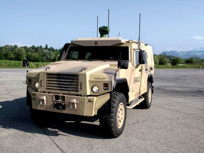 2003 MOWAG Eagle IV armored apc 4x4 military emergency police offroad wallpaper