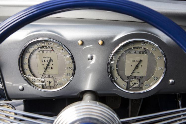 1947 Alfa Romeo 6-C 2500 Sport Cabriolet 915405 retro wallpaper