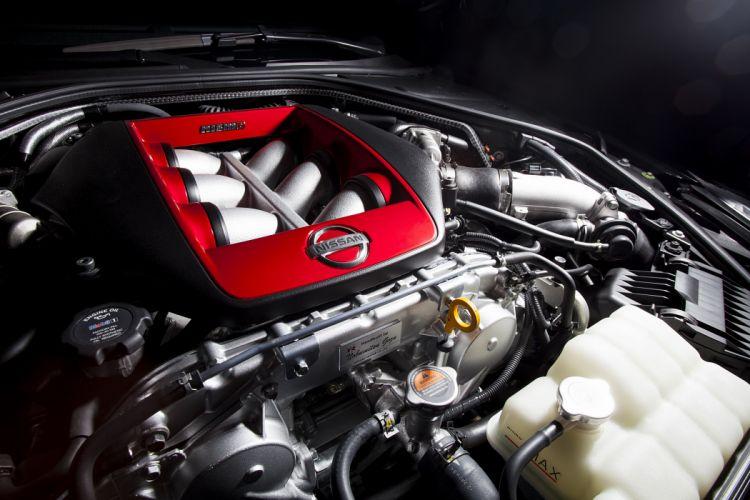 2015 Nissan GT-R Nismo US-spec R35 supercar gtr wallpaper