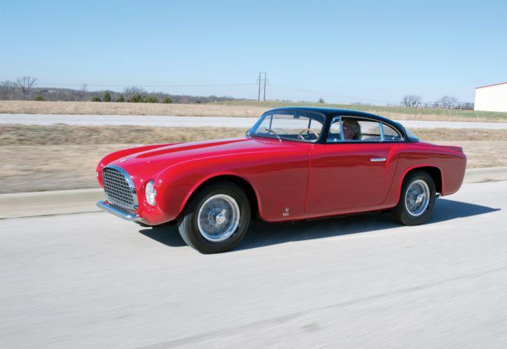 1953 Ferrari 212 Inter Coupe 0287EU retro supercar wallpaper