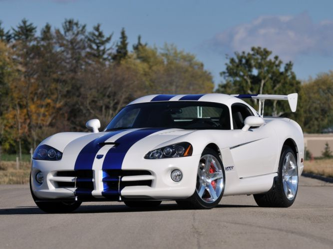 2006 Dodge Viper SRT10 S VOI9 Coupe muscle supercar wallpaper