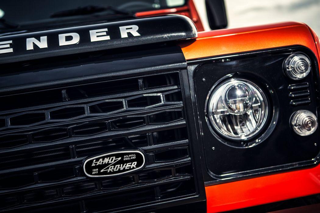 2015 Land Rover Defender 110 Adventure suv 4x4 wallpaper
