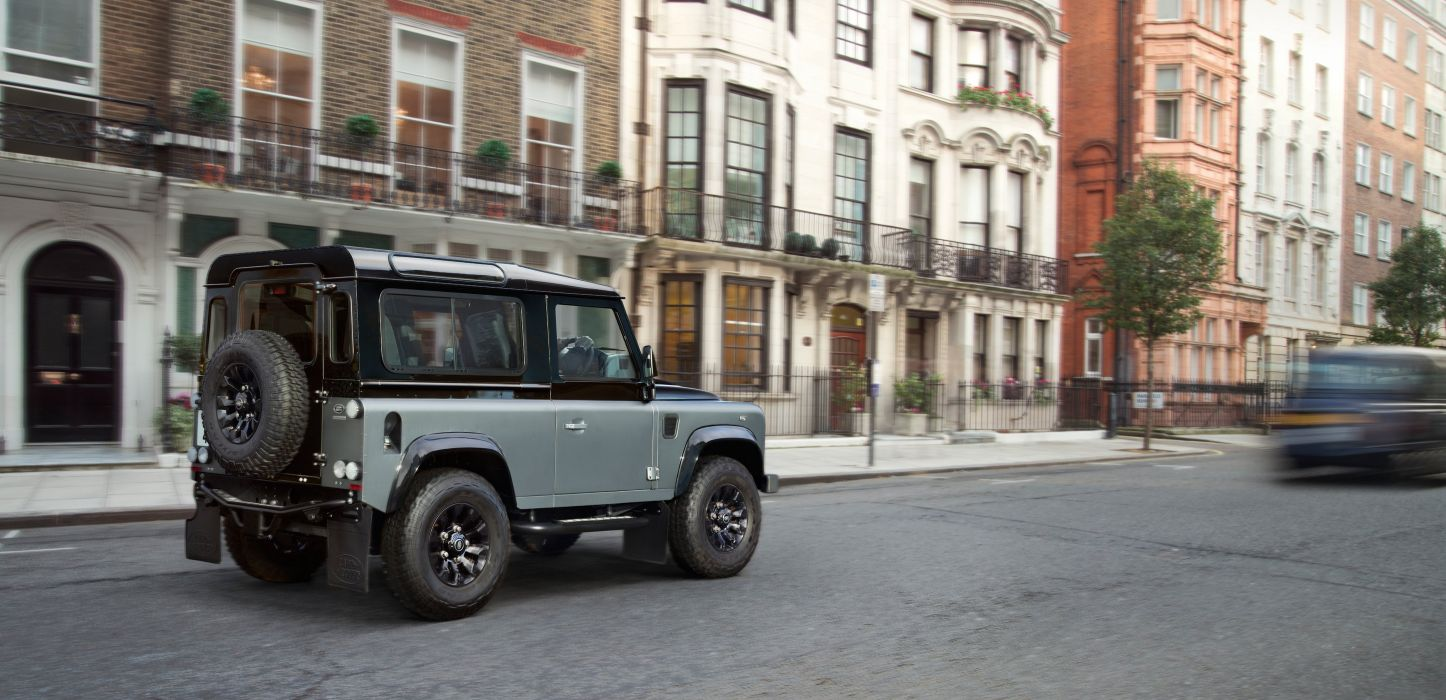 2015 Land Rover Defender 9-0 Autobiography suv 4x4 wallpaper