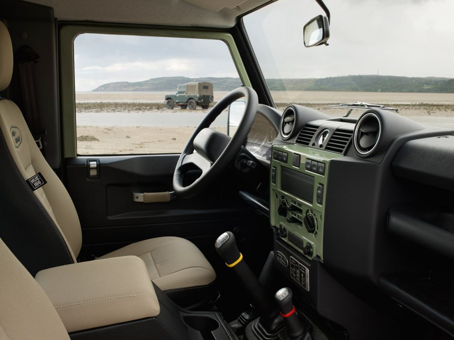 2015 Land Rover Defender 9-0 Heritage suv 4x4 wallpaper