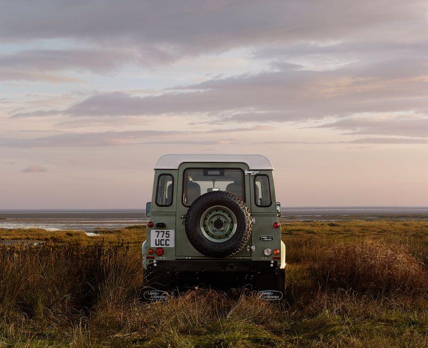 2015 Land Rover Defender 9-0 Heritage suv 4x4 wallpaper