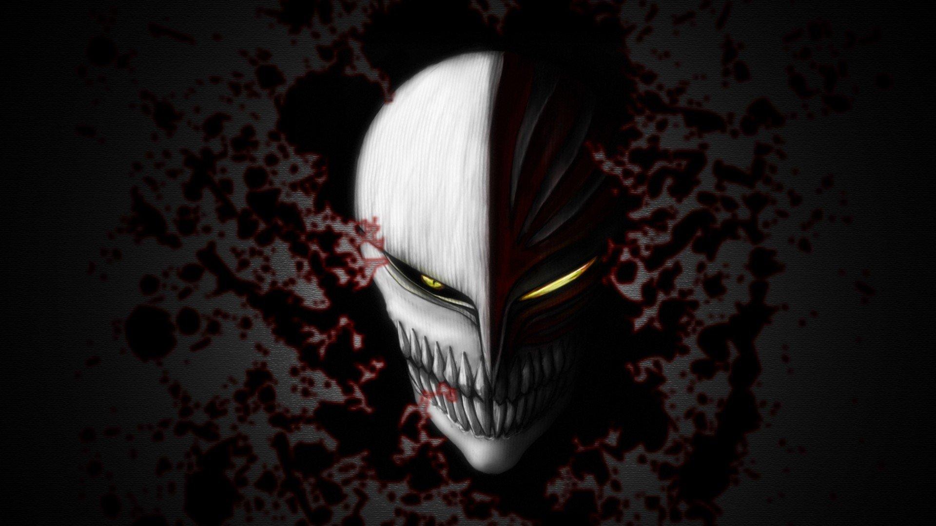 Bleach Hollow Mask Wallpaper