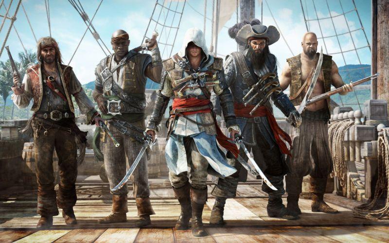 Assassins Creed Black Flag wallpaper