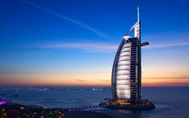 Dubai Hotel Burj Al Arab wallpaper